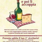 """Nuovo Ricettario di Prato – """"Dio li fa poi li accoppia"""""""