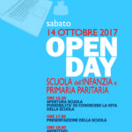 """Open Day Scuola Parrocchiale """"Maria Immacolata"""" – 14 ottobre 2017"""
