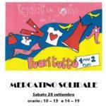 Mercatino Solidale – 28 e 29 settembre